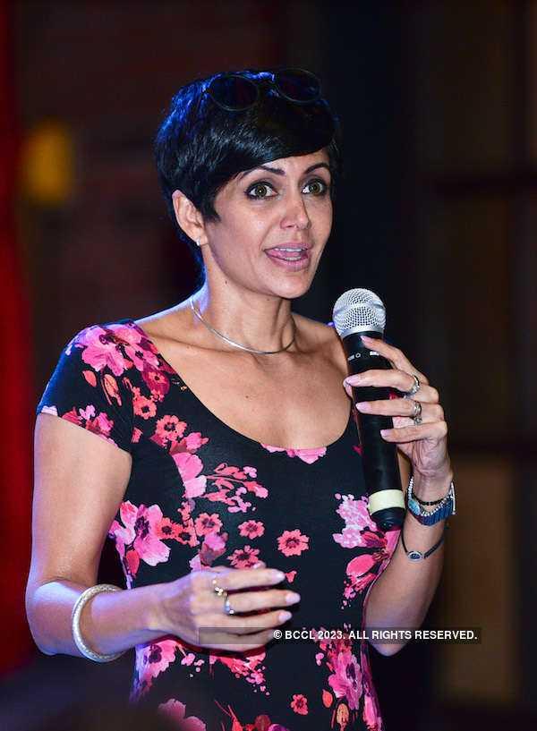 Mandira Bedi and Shraddha Shashidhar prep Times Fresh Face finalists