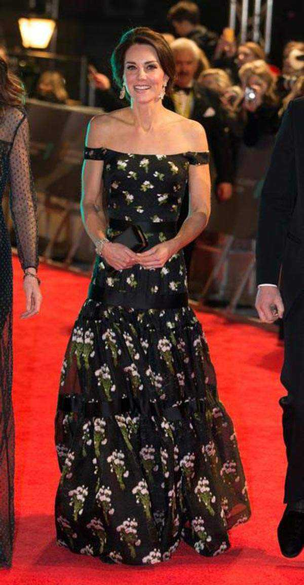 Duchess of Cambridge is a swag royalty
