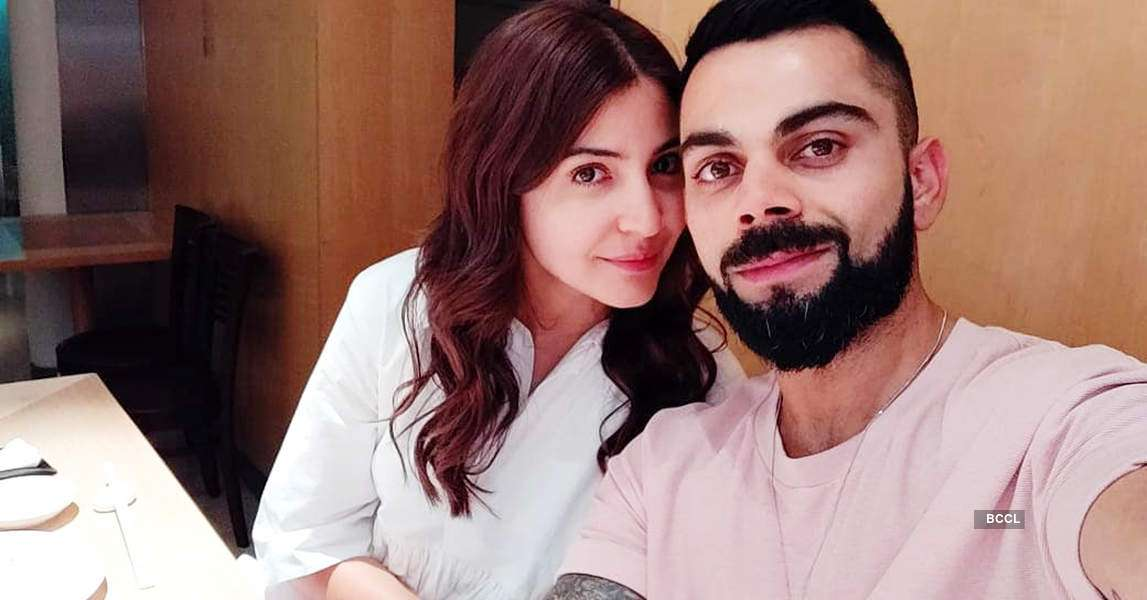 Anushka Sharma and Virat Kohli enjoy dinner date in London, see pictures