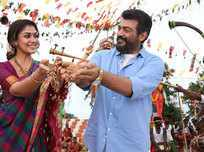 Viswasam Review {3/5}: The plot also becomes predictable
