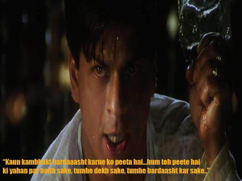 10 hilarious food dialogues from Bollywood | The Times of India