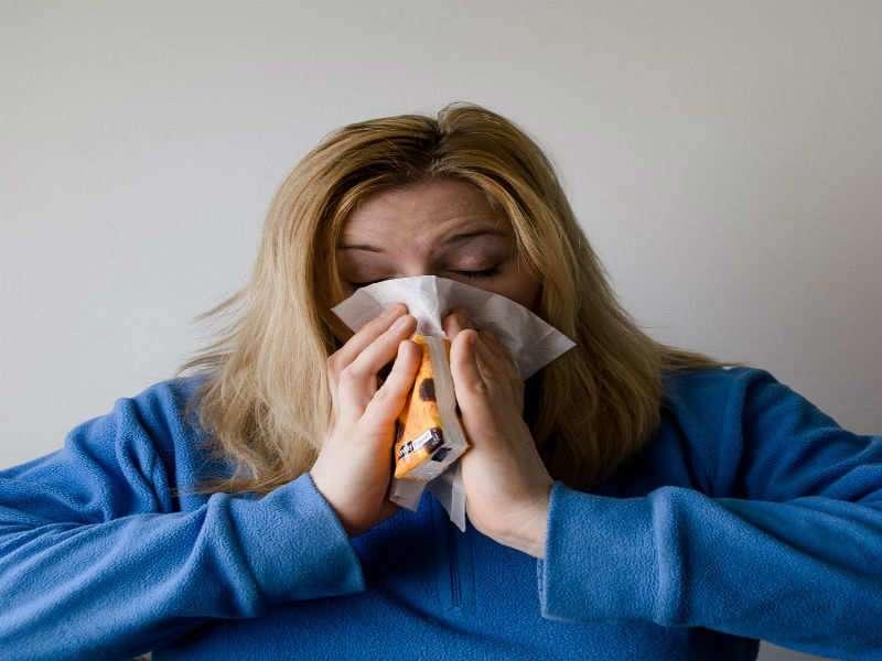 Why are you sneezing in the morning?   The Times of India