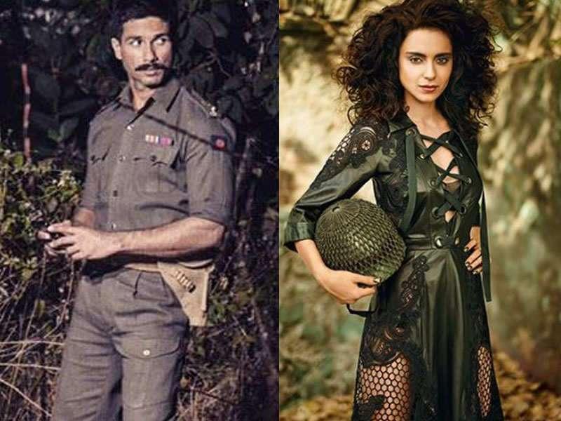 Kangana Ranaut reacts to rumours of a cold war with 'Rangoon' co-star Shahid  Kapoor