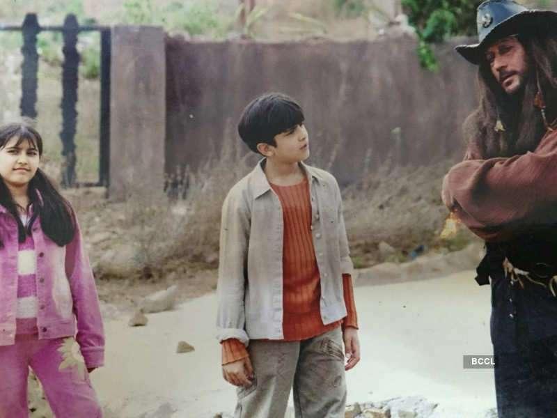Unseen pictures of 'Thapki Pyar Ki's Sheena Bajaj as a child
