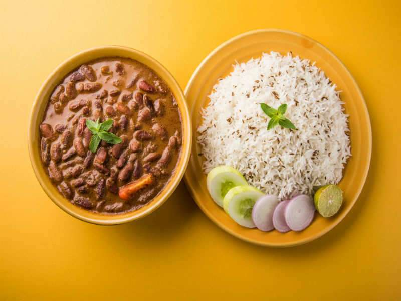 Here S Why Rajma Chawal Is Hurting You The Times Of India