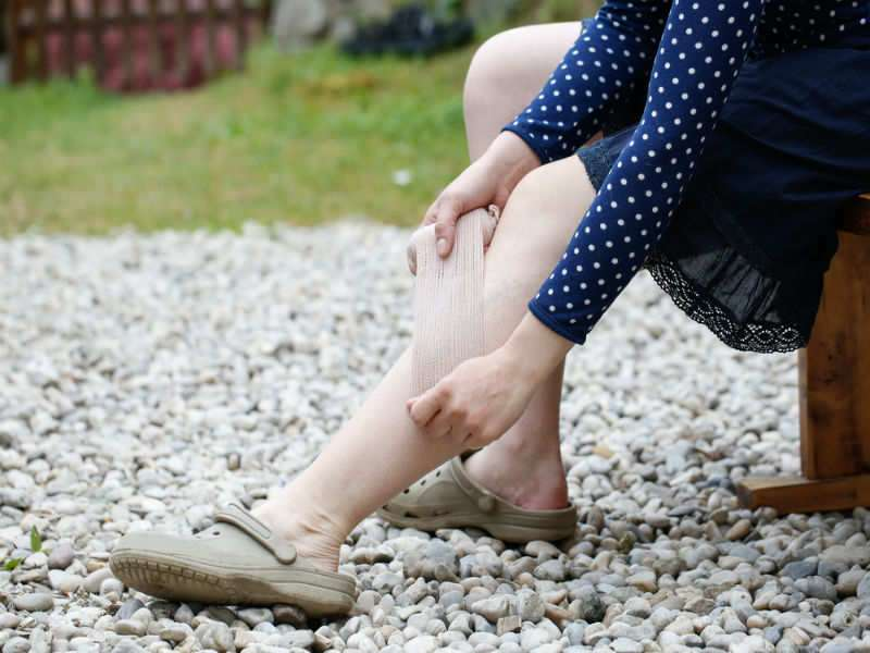 HEALTH WARNING! Why you MUST avoid sitting crossed-leg | The Times