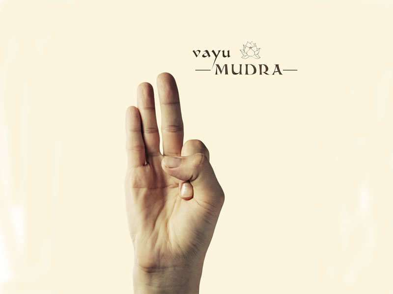 Try out these 5 hand mudras to de-stress anywhere, anytime