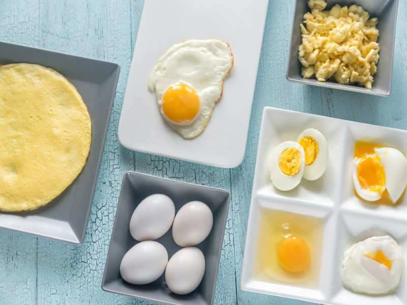 I followed the egg diet and lost weight! Here's how it happened