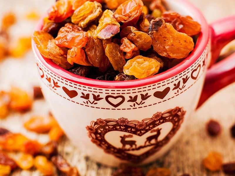 10 Health benefit of Munakka (Raisin) you must know
