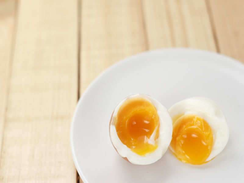 I ate boiled eggs as my breakfast for 7 days! This is what