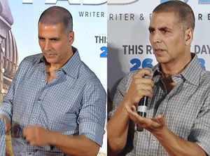 Here's why Akshay Kumar has gone bald