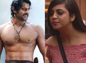 Arshi Khan signs a Prabhas film?