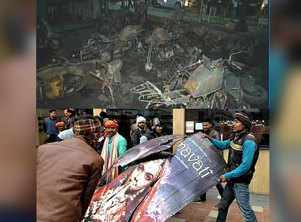 'Padmaavat': Attempt to murder case filed
