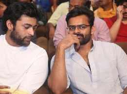 There is no competition between me and Varun: Sai Dharam Tej