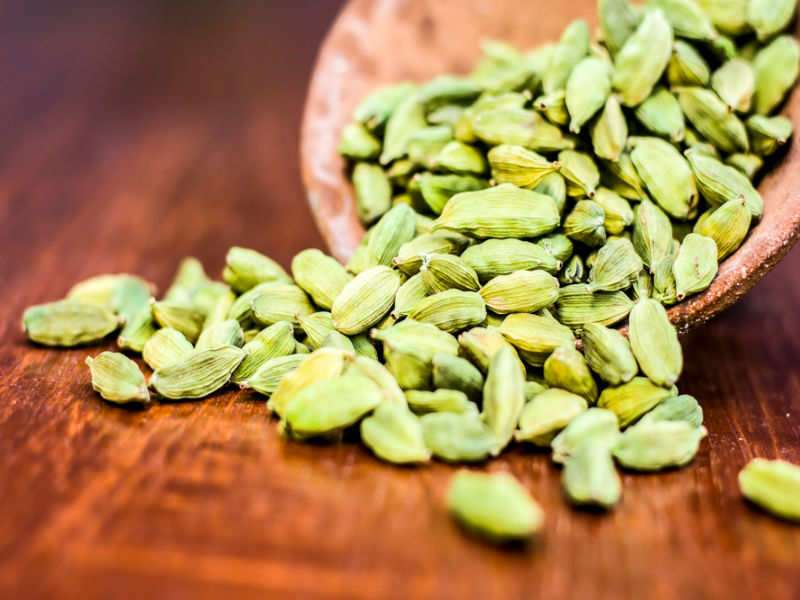 I had cardamom water for 14 days and results are AMAZING