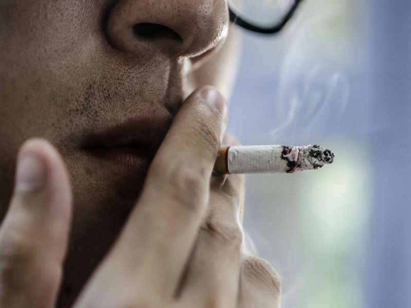 Why smoking makes you lose weight and no, it's not a good idea | The