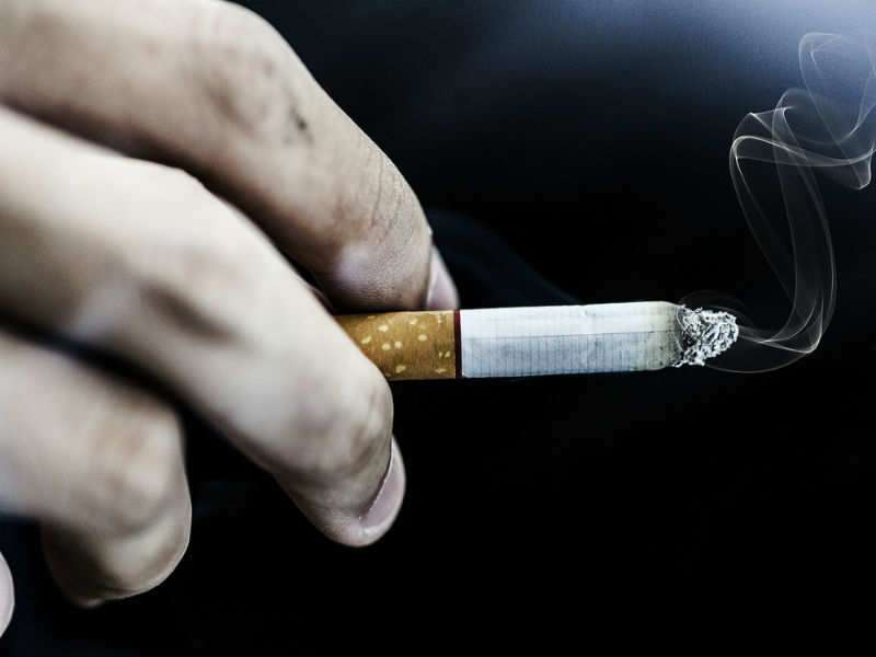 Why smoking makes you lose weight and no, it's not a good