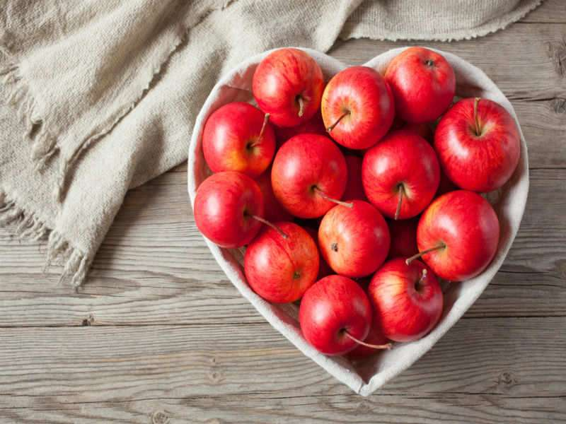 this is the time to eat an apple if you want maximum health benefits the times of india