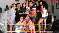 The cast of Kahaani Ghar Ghar Ki reunites