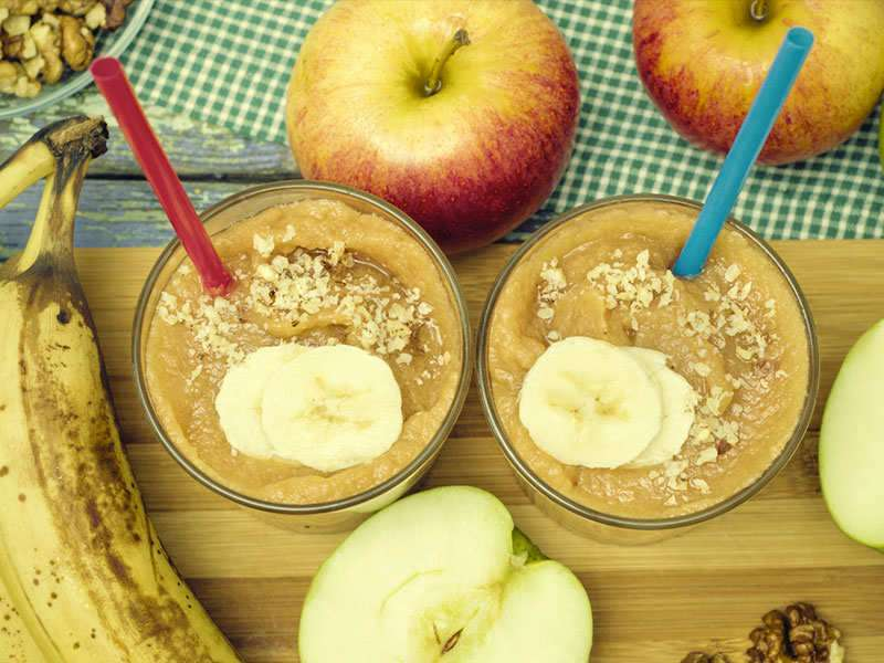Recipes: Healthy smoothies for weight gain