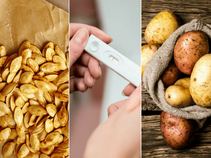 10 Superfoods You Must Eat If You Trying To Get Pregnant The