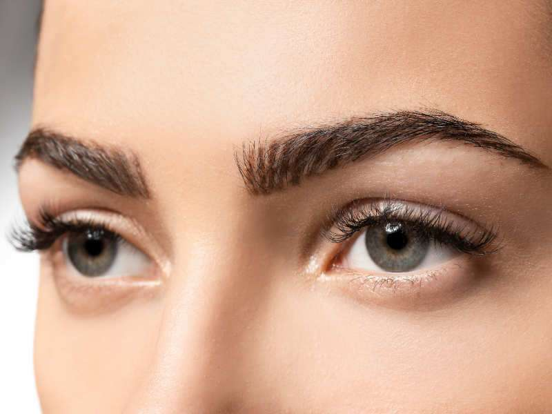 How To Get Thicker Eyebrows Naturally Fast 4 Ways To Grow Thicker
