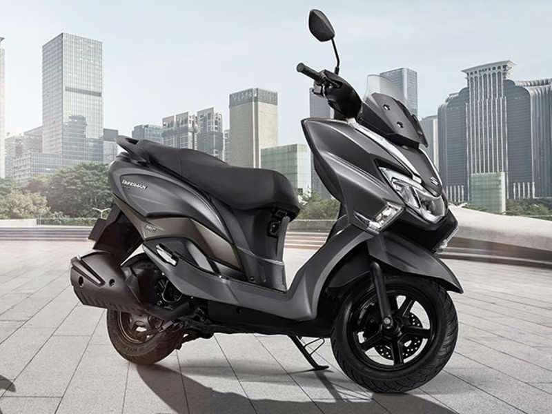 Suzuki Burgman Street 125: Suzuki launches new premium