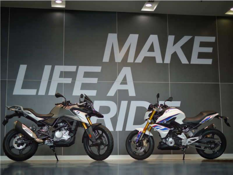 Bmw Bikes The Most Affordable Bmw Bikes G 310 R And G 310