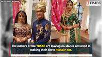 Yeh Rishta's Shivangi Joshi, Mohsin Khan, Mohena Singh and others gear up for a lavish wedding ...