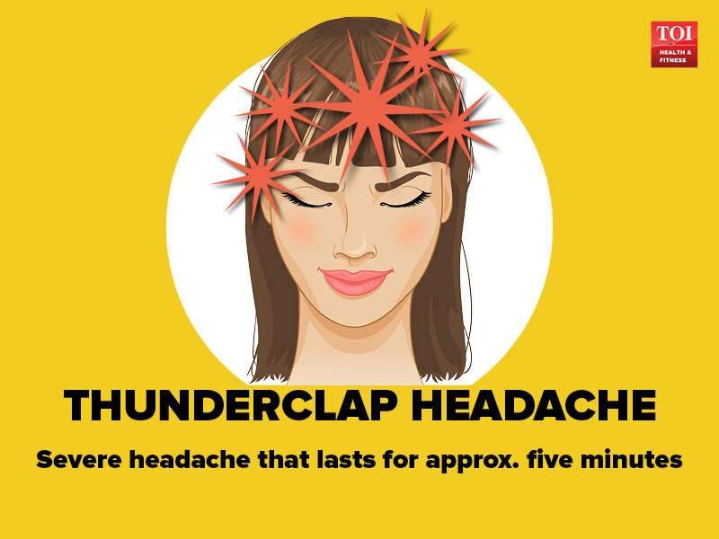 Identify the pain in your head: 8 types of headaches | The