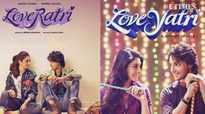 LoveYatri: Salman Khan reveals new title of Aayush-Warina's Loveratri