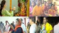 Ganesh Chaturthi: TV celebs bid adieu to Lord Ganesha