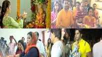 Ganesh Chaturthi: TV celebs bid adieu to Lord Ganesha