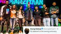 'Manmarziyaan': Anurag Kashyap reacts on the 'brewing controversy'