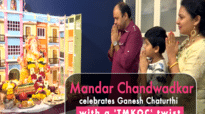 Taarak Mehta Ka Ooltah Chashma's Bhide aka Mandar Chandwadkar's Ganpati house will remind you of Gokuldham