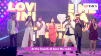 Launch of new reality show Love Me India