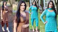 Meet Alia Raffia, one of the hottest models of Pakistan