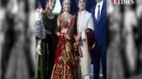 Yuvika Chaudhary- Prince Narula wedding: Bride and groom look ethereal