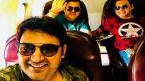 Kapil Sharma returns to Mumbai, all set for 'The Kapil Sharma Show'
