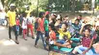 City slum kids enjoy a day picnic at Sanjay Gandhi National Park