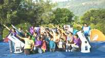 Mumbaikars have fun at a stargazing camp