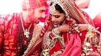 Deepika Padukone, Ranveer Singh wedding photos out, fans go berserk