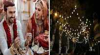 Deepika Padukone, Ranver Singh wedding: Groom's residence decked up in lights