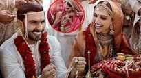 Deepika Padukone and Ranveer Singh's wedding: Here's all highlights about newlyweds wedding looks