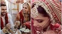 Deepika Padukone and Ranveer Singh wedding: Inscription on bride's dupatta raises curiosity