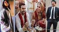 Ranveer-Deepika wedding: Anushka welcomes newlywed to the club, Anil Kapoor showers blessings