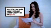 Manushi Chhillar answers most asked questions on Quora
