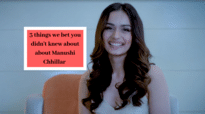 3 things we bet you didn't knew about Manushi Chhillar