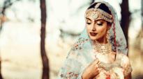 Meenakshi Chaudharys bridal photoshoot will leave you spellbound