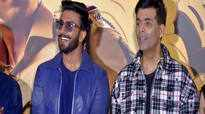 Crazy fan shows his 'DeepVeer' tattoo to Ranveer Singh at 'Simmba' trailer launch